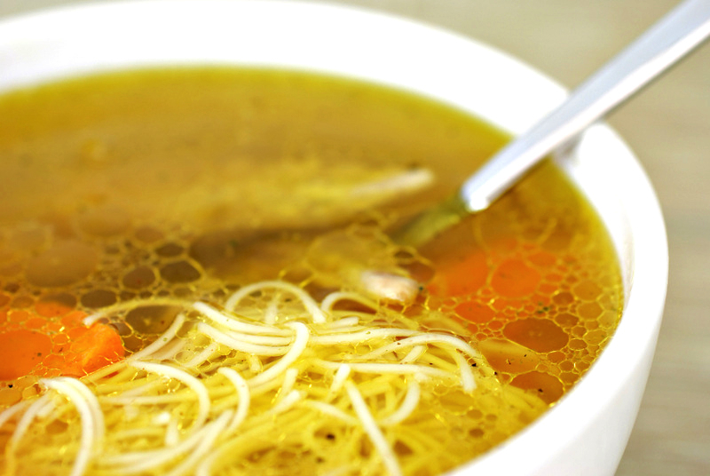 Мансур Шангареев рассказал про татарские супы
