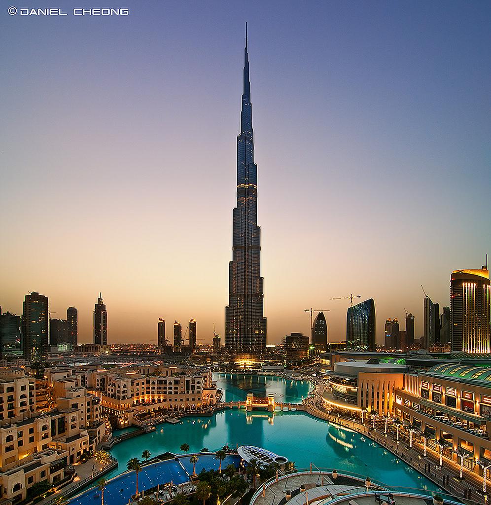 Аравийские посиделки. Встреча первая — Дубай.