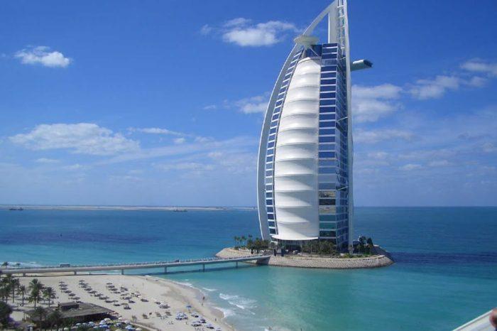 Отель парус в Дубае
