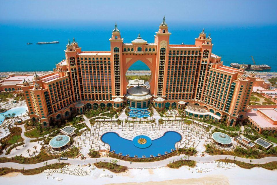 Отель Атлантис в Дубае Atlantis The Palm