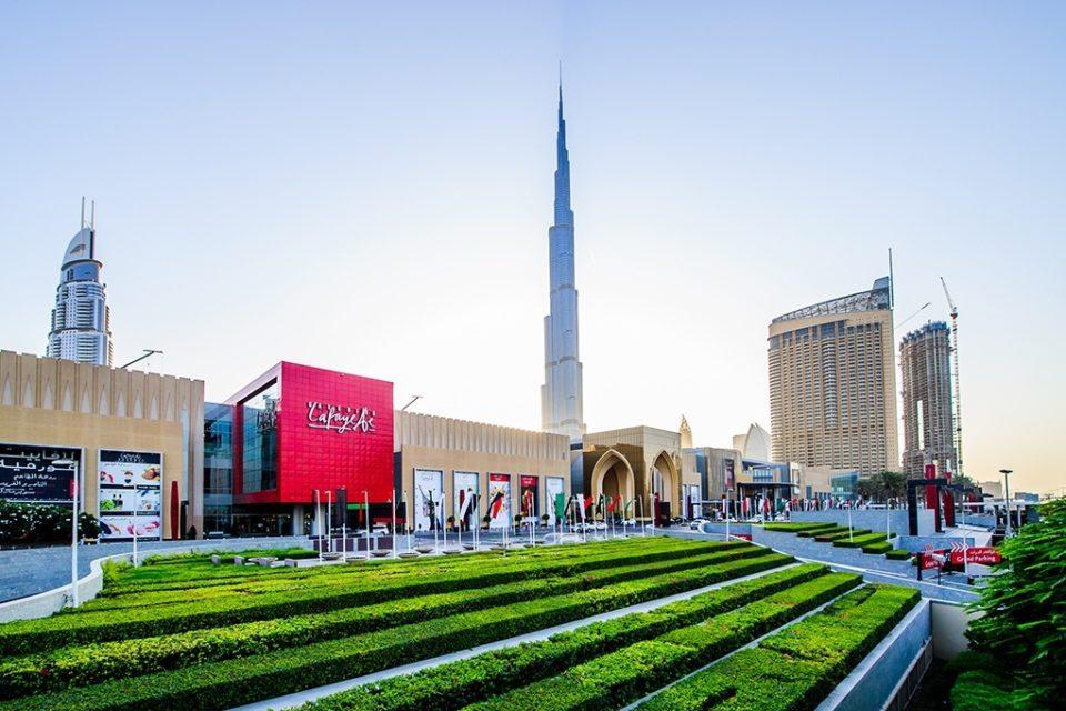 Дубай Молл – торговый центр DubaiMall (как добраться, магазины, развлечения)