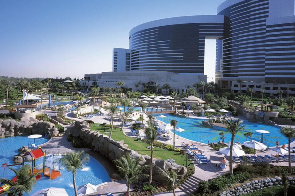 Дубай Марина (Dubai Marina) Отели