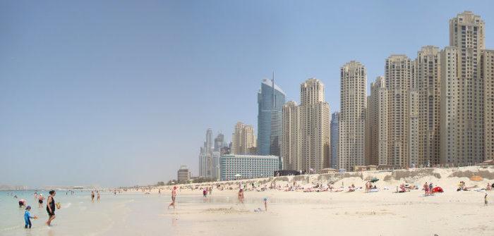Дубайские власти напоминают о новых правилах для посетителей пляжей
