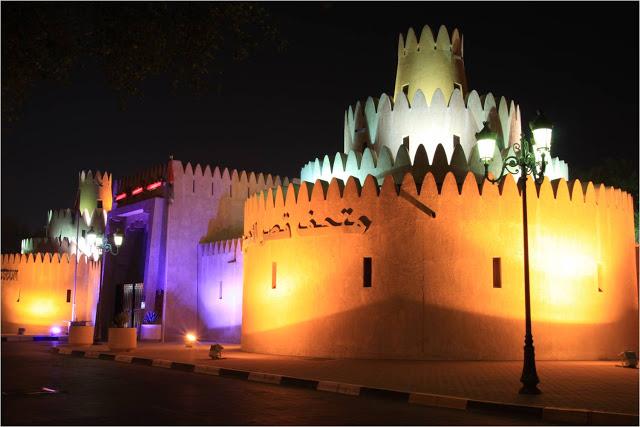 Аль-Айн проводит акцию «Ночь музеев»