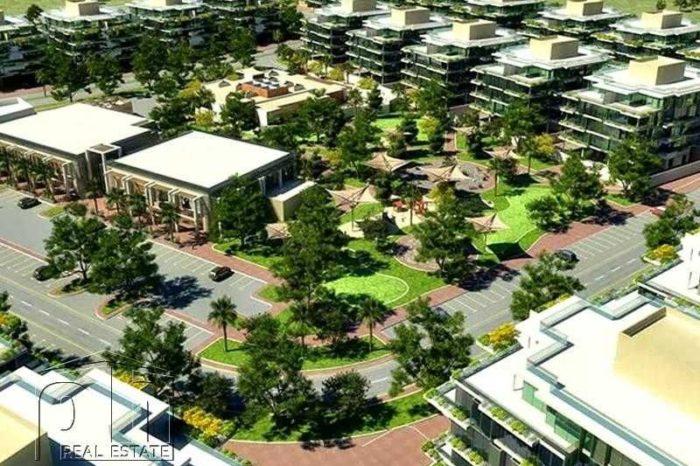 Земельный участок в Дубае продан за рекордные 16,3 млн долларов