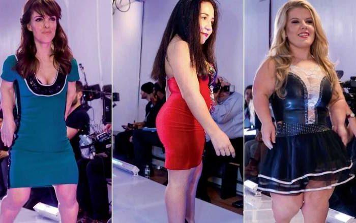 Карлики примут участие в показе мод в Дубае
