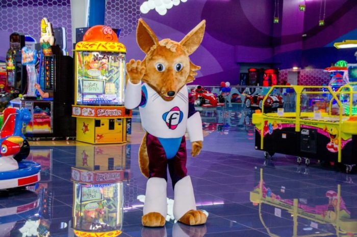 Дубайский торговый центр-сад «Cityland Mall» будет иметь свой луна-парк