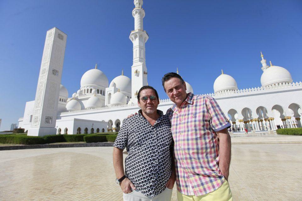 Исмагил Шангареев - мечети в ОАЭ от древности до наших дней