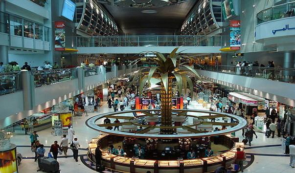 Фото аэропорта в Дубае