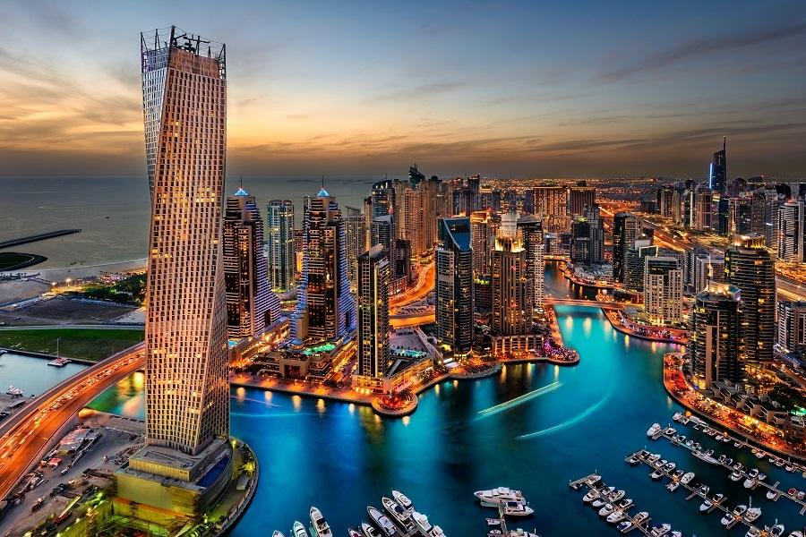 Дубай, красивые фото