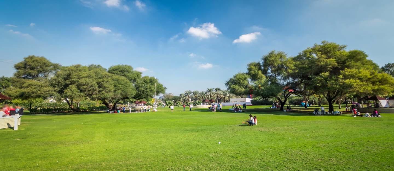 Dubai Creekside Park фото