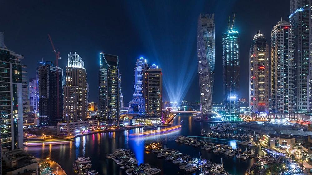 Фото Дубая на рабочий стол