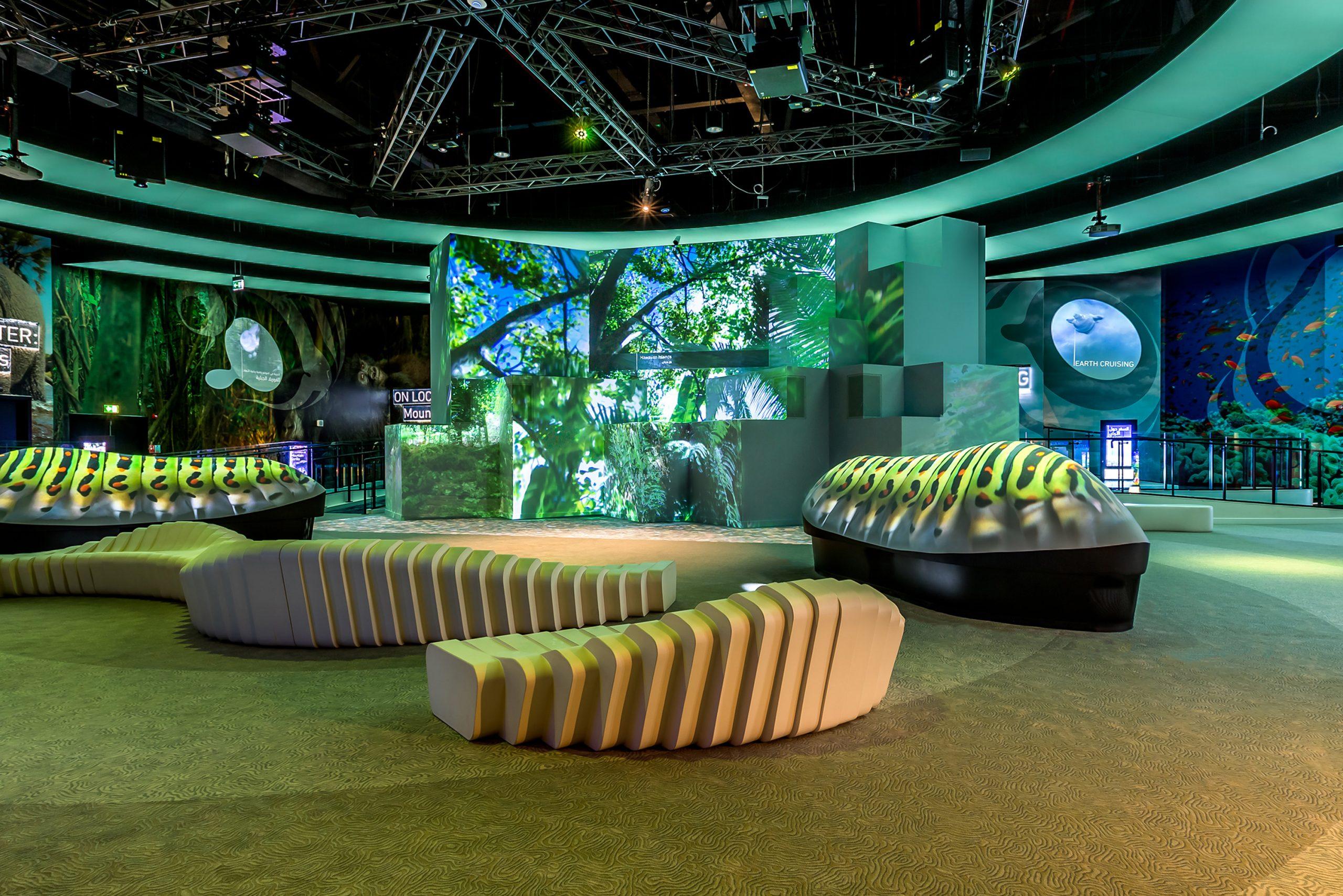 «Orbi Dubai» – интерактивный природный парк в торговом центре