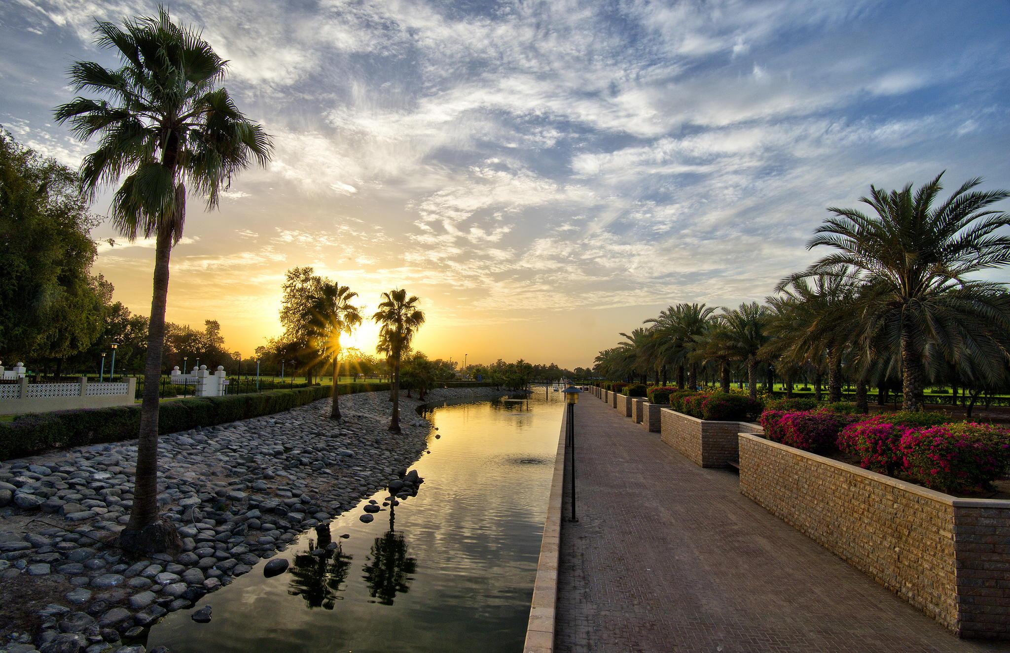 Фото Safa парка в Дубае